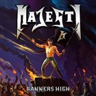 MAJESTY Banners High album cover