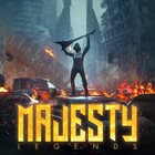 MAJESTY — Legends album cover