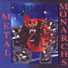 MAJESTY Metal Monarchs album cover