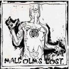 MALCOLM'S LOST Sutain album cover