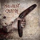 MALEVOLENT CREATION Australian Onslaught album cover