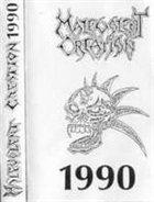 MALEVOLENT CREATION Demo 1990 album cover
