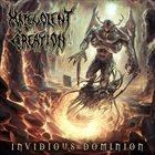 MALEVOLENT CREATION Invidious Dominion album cover