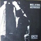 MALFUNKSHUN Melvins / Malfunkshun album cover