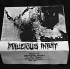MALICIOUS INTENT Towards the Cross album cover