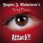 YNGWIE J. MALMSTEEN Attack!! Album Cover