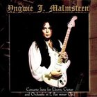 YNGWIE J. MALMSTEEN Concerto Suite for Electric Guitar and Orchestra in E Flat Minor: Op. 1 Album Cover