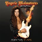 YNGWIE J. MALMSTEEN Perpetual Flame album cover