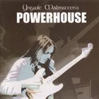 YNGWIE J. MALMSTEEN Powerhouse album cover
