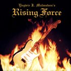 YNGWIE J. MALMSTEEN — Rising Force album cover