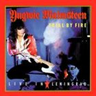YNGWIE J. MALMSTEEN Trial by Fire: Live in Leningrad album cover
