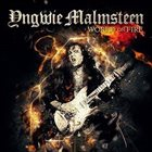 YNGWIE J. MALMSTEEN World on Fire album cover