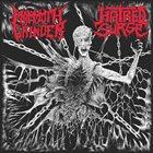 MAMMOTH GRINDER Mammoth Grinder / Hatred Surge album cover