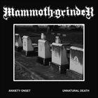 MAMMOTH GRINDER Legion / Mammoth Grinder album cover