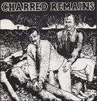 MAN IS THE BASTARD Charred Remains / Pink Turds In Space album cover