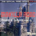 MANILLA ROAD Dreams of Eschaton (Demo '81) album cover