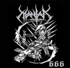 MANTAK 666 album cover