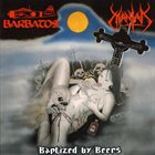 MANTAK Baptized by Beers album cover