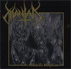 MANTAK Sabahell's Blasphemer album cover