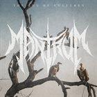 MANTRUM The Age Of Vultures album cover