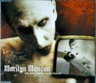 MARILYN MANSON The Fight Song: Rare Tracks album cover