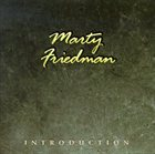 MARTY FRIEDMAN Introduction album cover