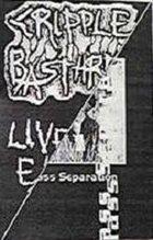 MASS SEPARATION Cripple Bastards / Mass Separation album cover