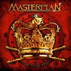 MASTERPLAN Time to Be King album cover