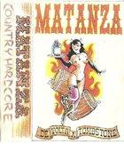 MATANZA De Volta A Tombstone album cover