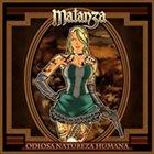 MATANZA Odiosa Natureza Humana album cover