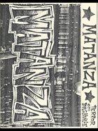 MATANZA Terror em Dashville album cover
