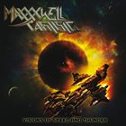 MAXXXWELL CARLISLE Visions of Speed and Thunder album cover