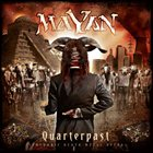 MAYAN — Quarterpast album cover