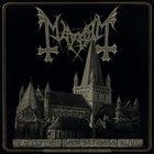 MAYHEM — De Mysteriis Dom Sathanas Alive album cover