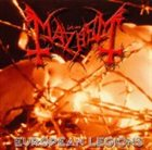MAYHEM European Legions album cover