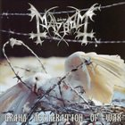 MAYHEM Grand Declaration of War album cover