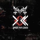 MAYHEM Ordo Ad Chao album cover