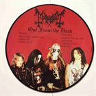 MAYHEM Out From the Dark album cover