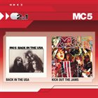 MC5 Back In The USA / Kick Out The Jams - 2 In 1 album cover