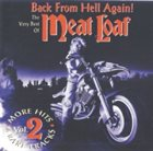MEAT LOAF Back From Hell Again! album cover