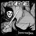 MEDEA Doomed From Birth album cover