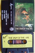 MEGACE The Sign of the Ape album cover