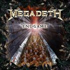 MEGADETH Endgame album cover