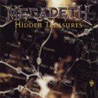 MEGADETH Hidden Treasures album cover