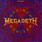 MEGADETH Maximum Megadeth album cover