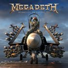 MEGADETH Warheads on Foreheads album cover