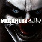 MEGAHERZ Götterdämmerung album cover