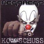 MEGAHERZ Kopfschuss album cover