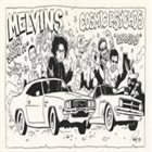 MELVINS Melvins / Cosmic Psychos album cover