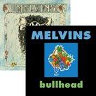 MELVINS Ozma / Bullhead album cover